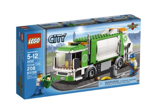 LEGO City Town Garbage Truck...