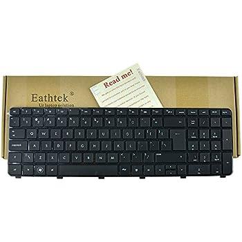 Eathtek Replacement Keyboard with BIG Enter for HP Pavilion DV7-6000 DV7-6100 DV7t-6000 DV7t-6100 DV7t-6B00 DV7t-6C00 DV7-6C21NR DV7-6C22NR DV7-6C67NR ...