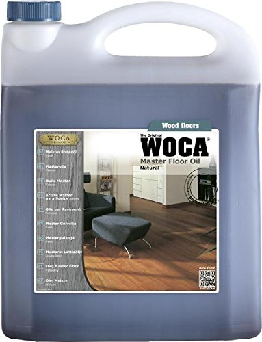 WOCA Master Oil - Natural Color - 5 Liter