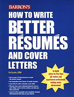 How to say it on your resume a top recruiting directors guide to how to write better resumes and cover letters fandeluxe Choice Image