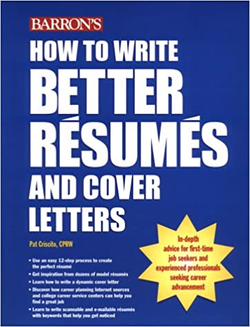 writing a better resumes