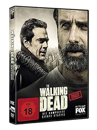 The Walking Dead Die Komplette Siebte Staffel 6 Dvds Amazonde