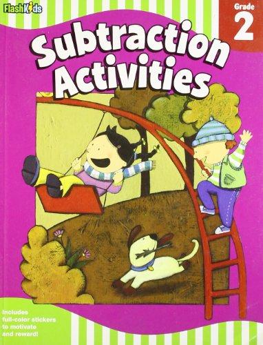 Subtraction Activities: Grade 2 (Flash Skills)