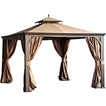 Florence 10 x 12 Gazebo Replacement Canopy - RipLock 350