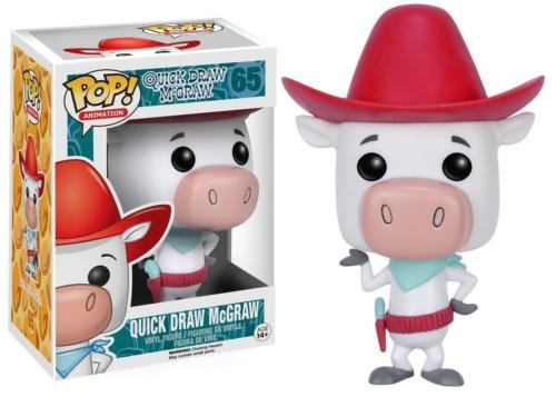 Funko POP! Television Hanna Barbera Series 2 Quick Draw Mcgraw Vinyl Figure 65 by Unbranded