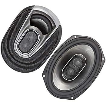 """2 Polk Audio DB692 6X9/"""" 450w Car Marine//ATV//Motorcycle//Boat Speakers+Headphones"""