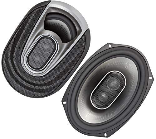 Polk Audio MM 6x9 Inch 3-Way Car Audio Boat Motorcycle Ultra Marine Speakers 6x9 (Pair) (Polk Audio Car Speakers 6 X 9)