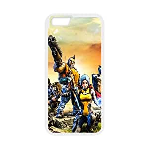 iPhone6 Plus 5.5 inch Phone Case White Borderlands 2 ES3TY7871089