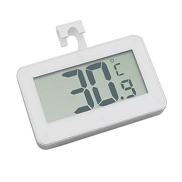 Maison-Market Refrigerador digital, congelador, sala, termómetro, imán, espalda,