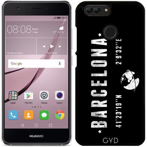 Funda para Huawei Nova 2 - Barcelona by les caprices de filles