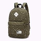 School Bags Set Backpack, Shoulder Bag Pencil Pouch 3 Pieces Canvas Laptop Backpack Daypack Teens Bookbag Set Student Book Bag Pen Case Shoulder Bag Teen Girls
