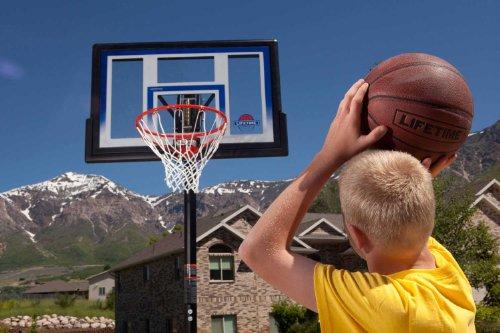 081483000640 - Lifetime 51550 48 Inch Portable Basketball Hoop carousel main 7