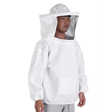 Acogedor Apicultura profesional Traje de chaqueta protectora ...