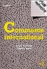 COMMERCE INTERNATIONAL. 3ème édition par Morin