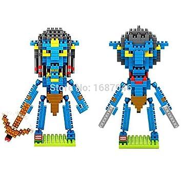 Amazon.com : Mini Qute Kawaii WISE HAWK Movie model Avatar ...