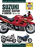 Suzuki GSX600F, GSX750F and GSX750 '98 to '02, Matthew Coombs, 1859609872