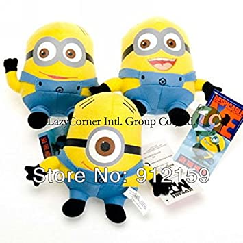 Amazon.com: Despicable Me Minions peluche lindo suave Animal ...