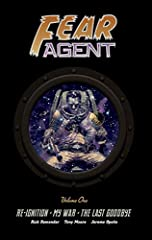 When down-and-out alien exterminator Heath Huston stumbles upon an extraterrestrial plot to commit genocide against the human species, he must put down the bottle and resume his role as a peacekeeper. . . the last Fear Agent!Acclaimed writer ...