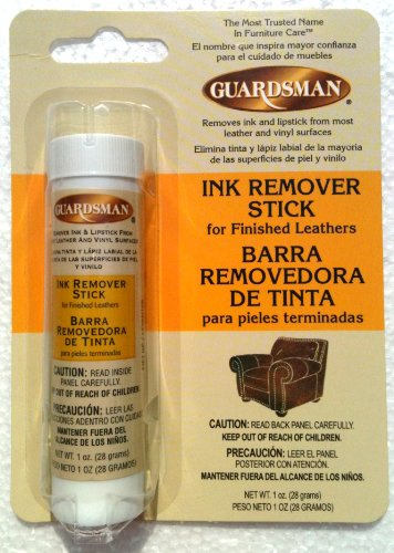GUARDSMAN Finished Leather Cleaner REMOVER