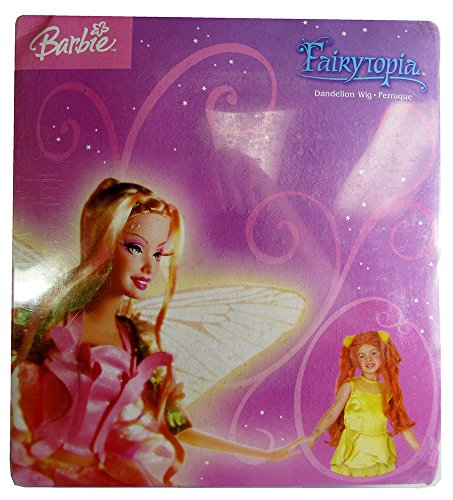Barbie Fairytopia Dandelion Wig - Child Std. (Barbie Doll Halloween Costumes Adults)