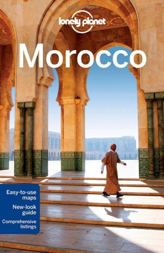 Lonely Planet Morocco (Country Travel Guide) [Paperback] [2011] (Author) James Bainbridge, Alison Bing ebook