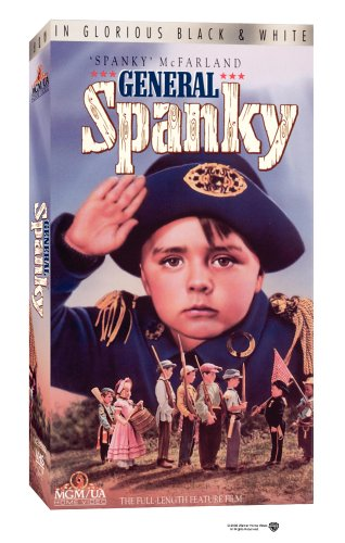 General Spanky [VHS] (Gregory Dickie)