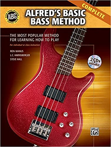 Alfreds Basic Bass Method Complete: The Most Popular Method ...