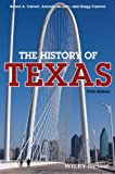 The History of Texas by Robert A. Calvert front cover