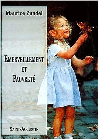 Emerveillement et pauvreté. Retraite à des oblates bénédictines, 2ème édition pdf, epub ebook