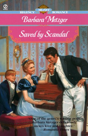 Download Saved by Scandal (Signet Regency Romance) ebook