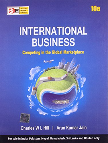 International Business - Competing in the Global Marketplace