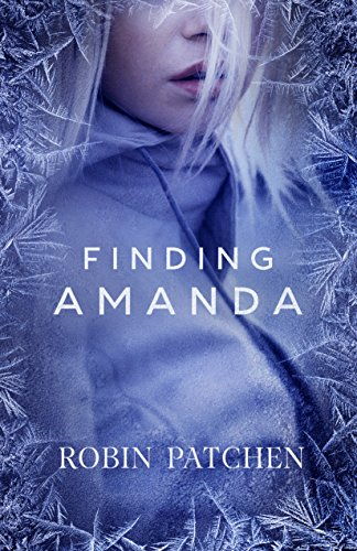 Finding Amanda: inspirational suspense cover