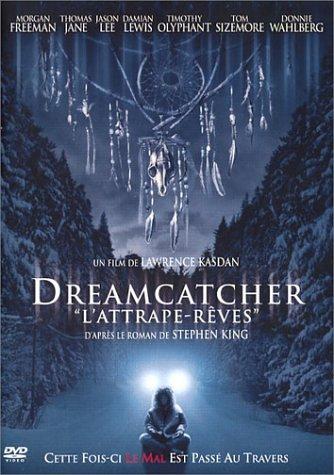 Amazon Dreamcatcher Lattrape Rves Morgan Freeman Thomas Jane Jason Lee Damian Lewis Timothy Olyphant Lawrence Kasdan Movies TV