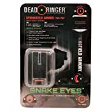 Dead Ringer DR4111 S-PXD3: Springfield XD4/5IN Green/Green Sight, Black by Dead Ringer