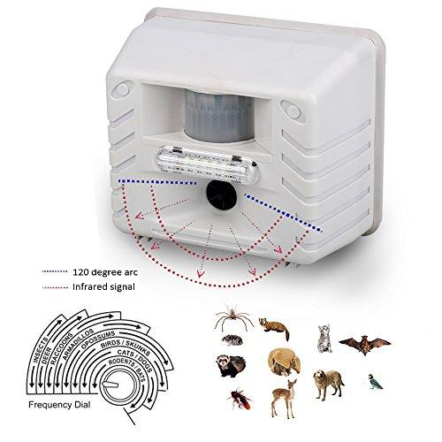 Seicosy Tm Home Guard Ultrasonic Pest Repellent Multi