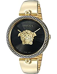 a0a6d6693 Women's Palazzo Empire Swiss-Quartz Watch with Stainless Steel Strap, Gold,  16.7 (
