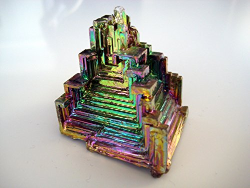 Medium Bismuth Crystal Specimen