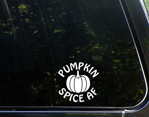 Diamond Graphics Pumpkin Spice AF (3-3/4