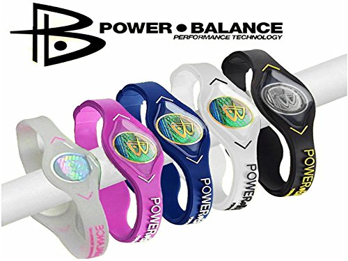 Power Balance Bracelet Hologram Silicone Original Strength And Flexibility Estabilidad Sport Tecnology Neture Body Energy Basketball