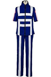 d97d95b8c806 Boku No Hero Academia My Hero Academia Costume Suit Training Suit Uniform  Sportswear Navy Blue