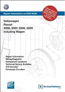 vw passat owners manual 2007