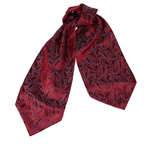Silk Ascot (ERA7B05C Perfect Gift Idea Silk Ascot Patterned Certificate Presents Idea Cravat Whole Sale For Groomsmen By Epoint)