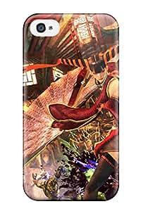 anarchy reignssci/fi anime girl Anime Pop Culture Hard Plastic iPhone 4/4s cases