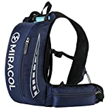 #8: MIRACOL Hydration Vest Backpack with 2L BPA FREE Bladder Keeps Liquid Cool Up To 4 Hours Lightweight pack for Running Hiking Camping Cycling