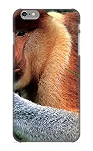 New Shockproof Protection Case Cover For Iphone 6 Plus/ Animal Monkey Case Cover