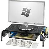SimpleHouseware Metal Desk Monitor