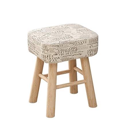 Remarkable Amazon Com Rattan Stool Leisure Stool Home Stool Fashion Machost Co Dining Chair Design Ideas Machostcouk