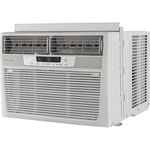 Frigidaire ffra1222r1 12000 btu 115 volt window mounted for 12k btu window air conditioner