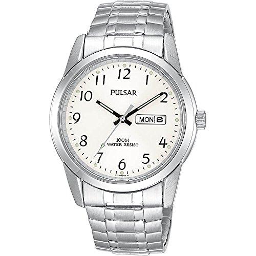 Pulsar PJ6051 Silver