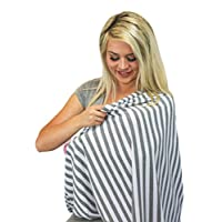 Multi-Use Baby Breastfeeding Infinity Nursing Cover / Nursing Scarf - Tykes &...